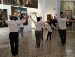 Dance Well, Museo Civico Bassano. Photo by Anna Trevisan - ABCDance