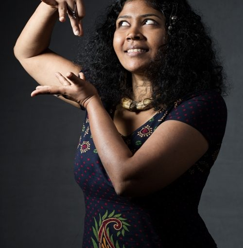 Sangeeta Isvaran. Photo by Sara Lando