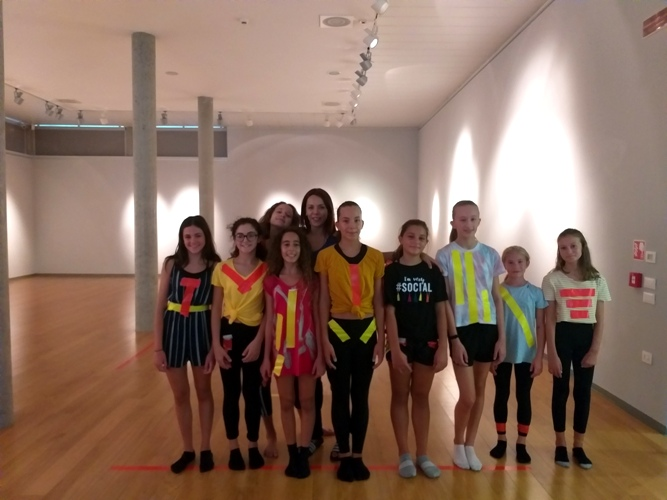 Mini BMotion Danza 2019 | Dance class led by Roberta Racis